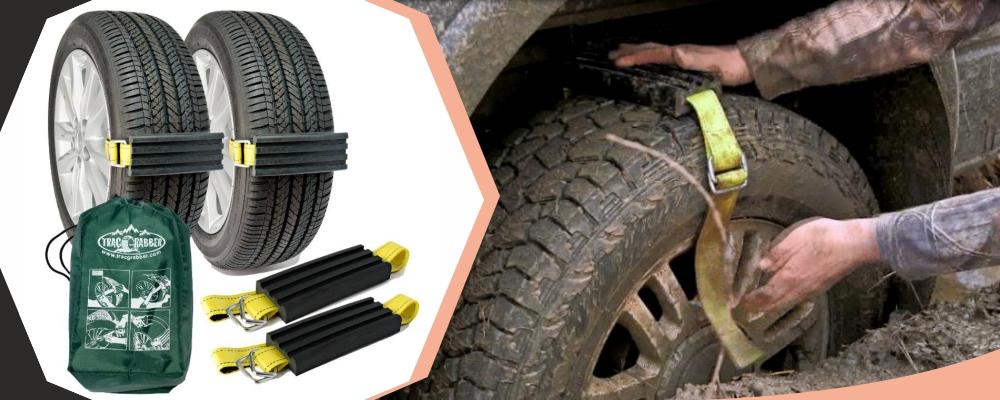 Trac-Grabbers Gear